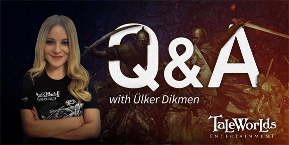 Q&A with Ülker Dikmen