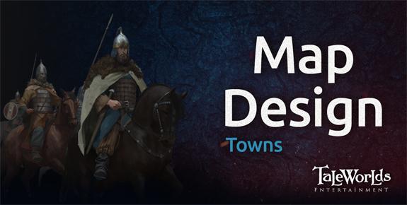 Map Design - Towns