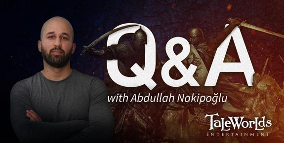 Q&A with Abdullah Nakipoğlu