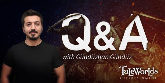 Q&A with Gündüzhan Gündüz
