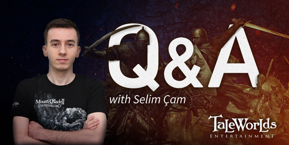 Q&A with Selim Çam