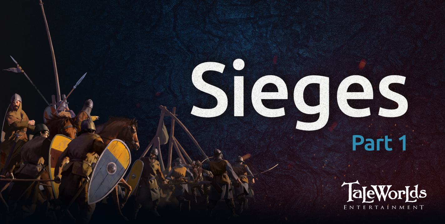Sieges - Part 1
