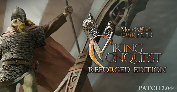 Viking Conquest Reforged Edition 2.044 Patch Released